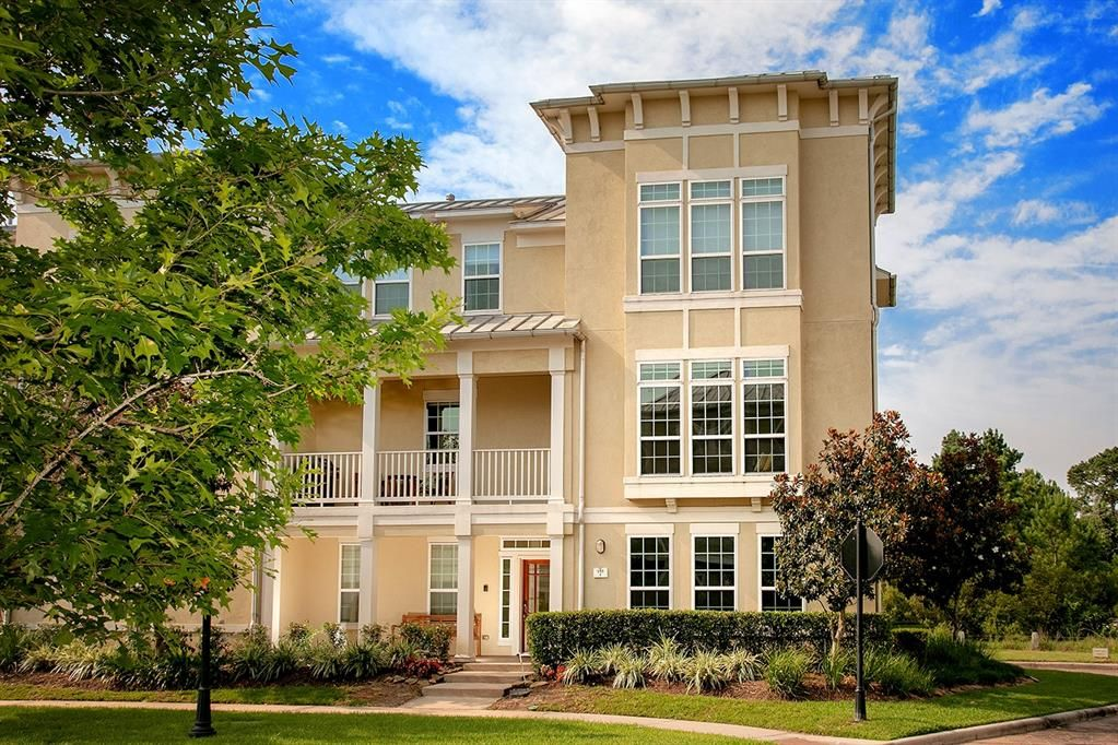 Fine 155 Low Country Ln The Woodlands Tx 77380 3 Bed 4 Bath Townhouse Mls 58309354 30 Photos Trulia Download Free Architecture Designs Grimeyleaguecom