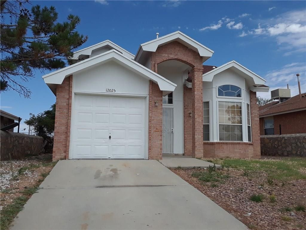 12025 Kings Guard Dr, El Paso, TX 79936 - Estimate and Home Details ...