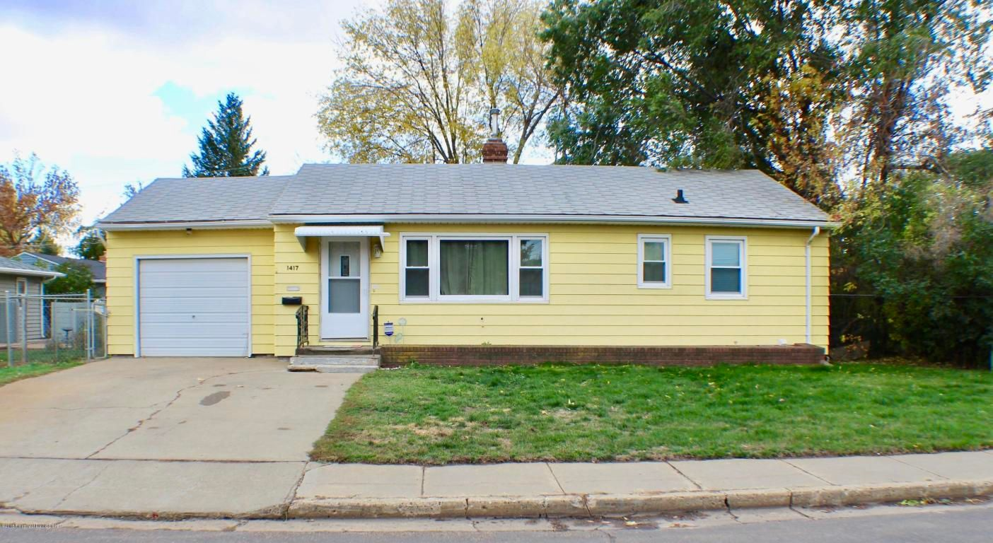 1417 1st St S Dickinson Nd 58601 4 Bed 2 Bath Single Family