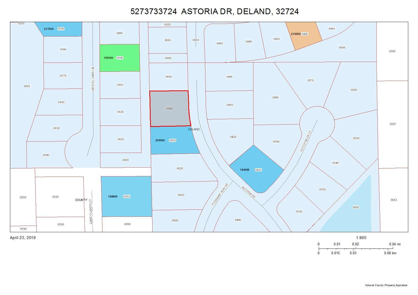 724 Astoria Dr, Deland, FL 32724 - Lot/Land | Trulia on