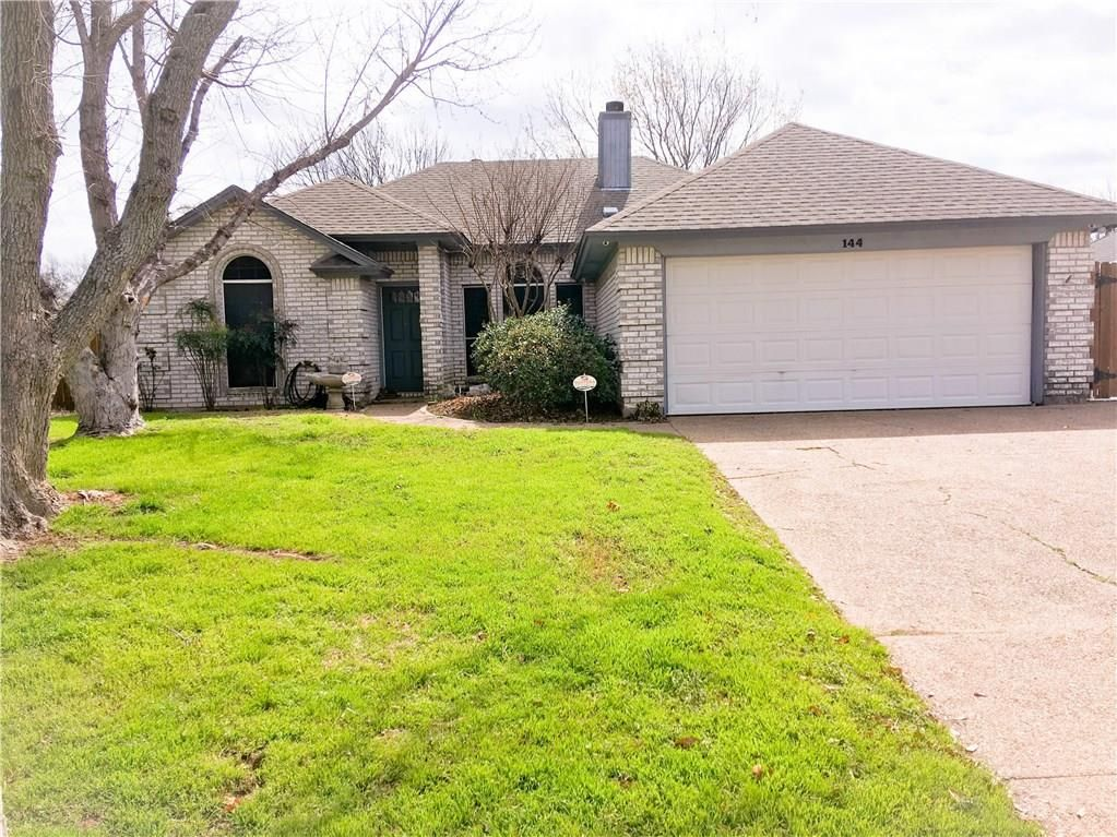 144 Sunny Meadows Dr, Burleson, TX 76028 - Estimate and Home Details ...