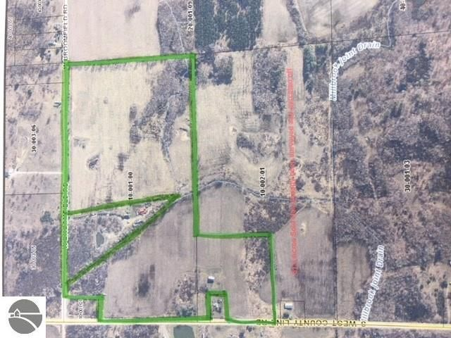 Remus Michigan Map.4295 Sw County Line Rd Remus Mi 49340 Lot Land Mls