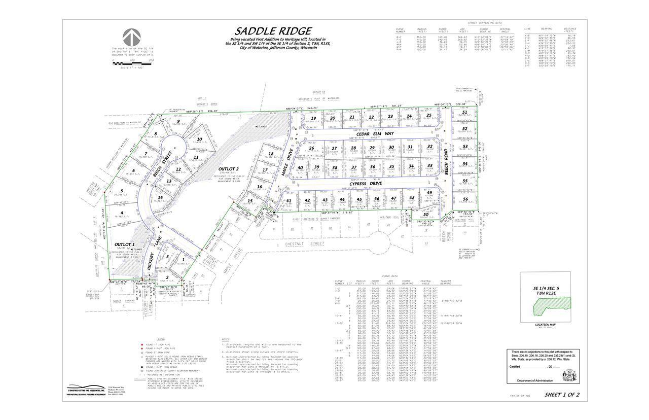 26 66 Ac Maple Dr, Waterloo, WI 53594 - Lot/Land - MLS #1855992 | Trulia