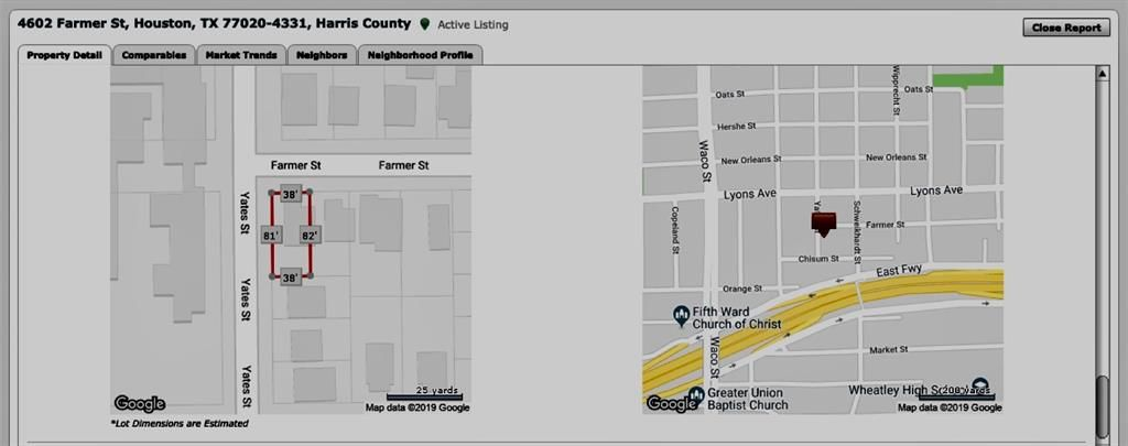 4602 Farmer St, Houston, TX 77020 - 2 Bed Lot/Land - MLS #81898170 on map of zip code 77013, map of zip code 77094, map of zip code 77021, map of zip code 77004, map of zip code 77009, map of zip code 77022, map of zip code 77007, map of zip code 77023, map of zip code 77016, map of zip code 77014,