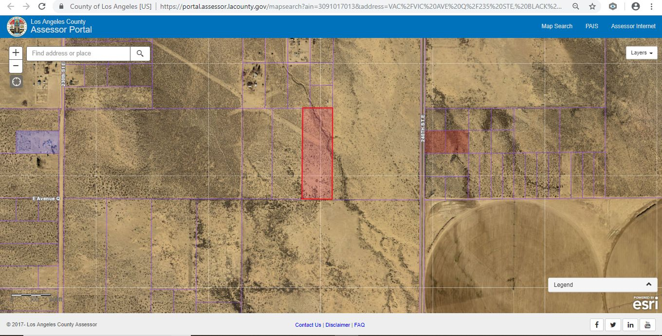 240 Street, Palmdale, CA 93591 - Lot/Land - 5 Photos | Trulia