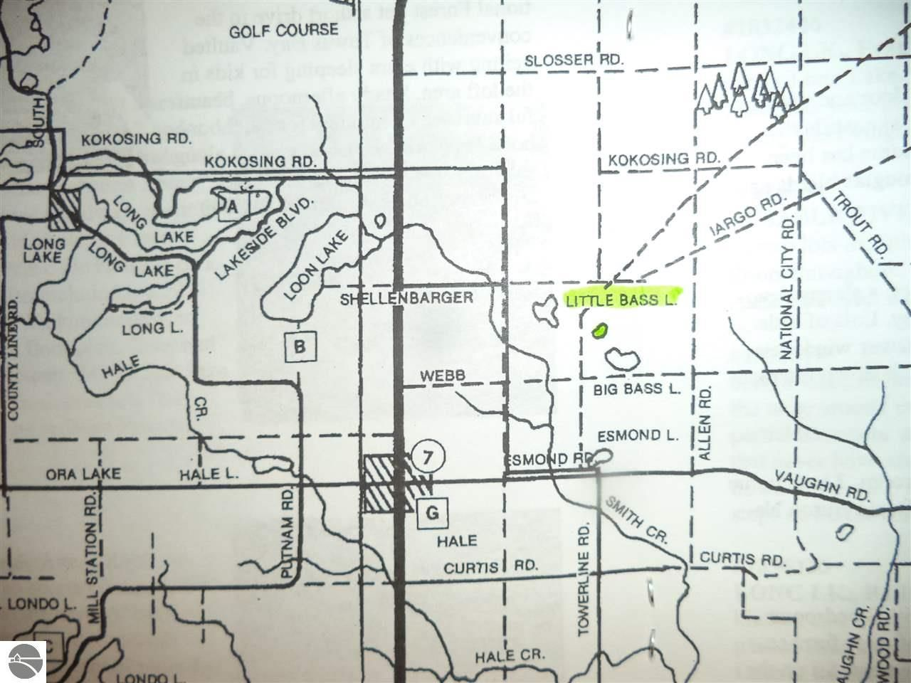 1 Bass Lake Rd 1 Hale Mi 48739 Lot Land Mls 1839203 9