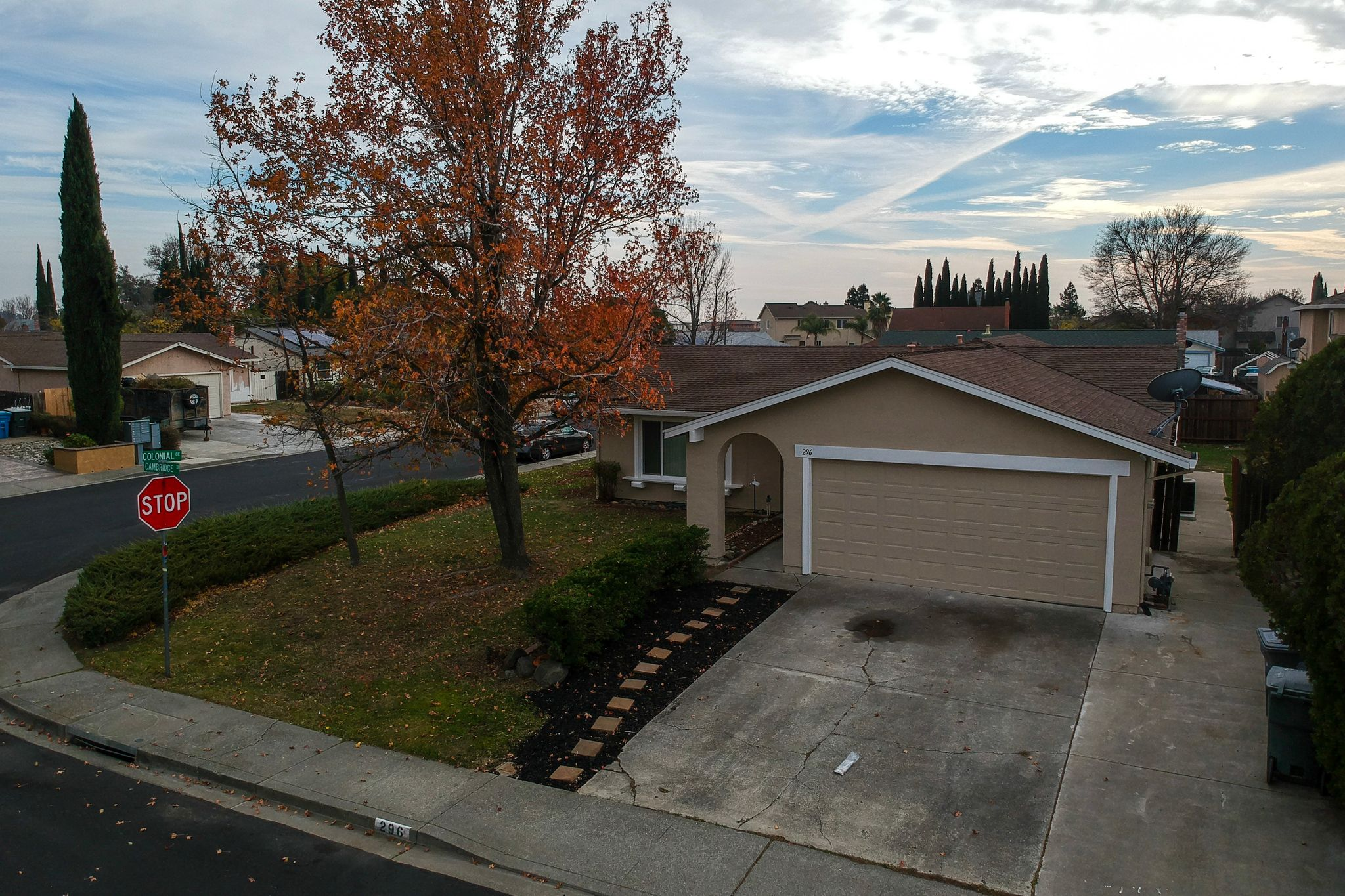 Cambridge Dr For Sale Vacaville CA