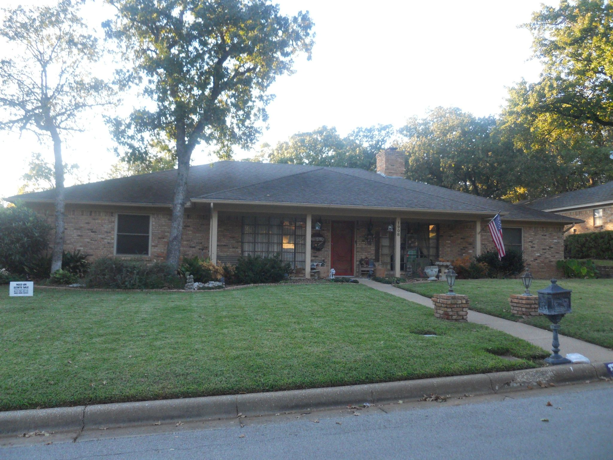1908 Druid Ln Fort Worth TX Estimate and Home Details
