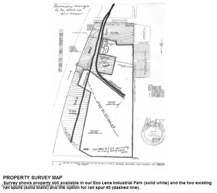 Map Of Highway 87 Arizona.1294 S Highway 87 Winslow Az 86047 Lot Land Mls 174835