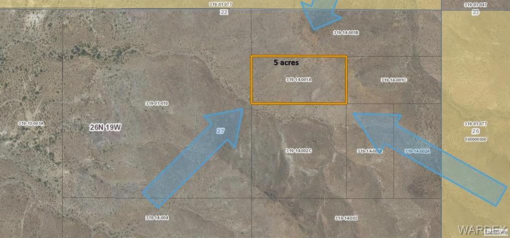 Dolan Springs Arizona Map.153 Near 15th Lot Sw Dolan Springs Az 86441 Lot Land Mls