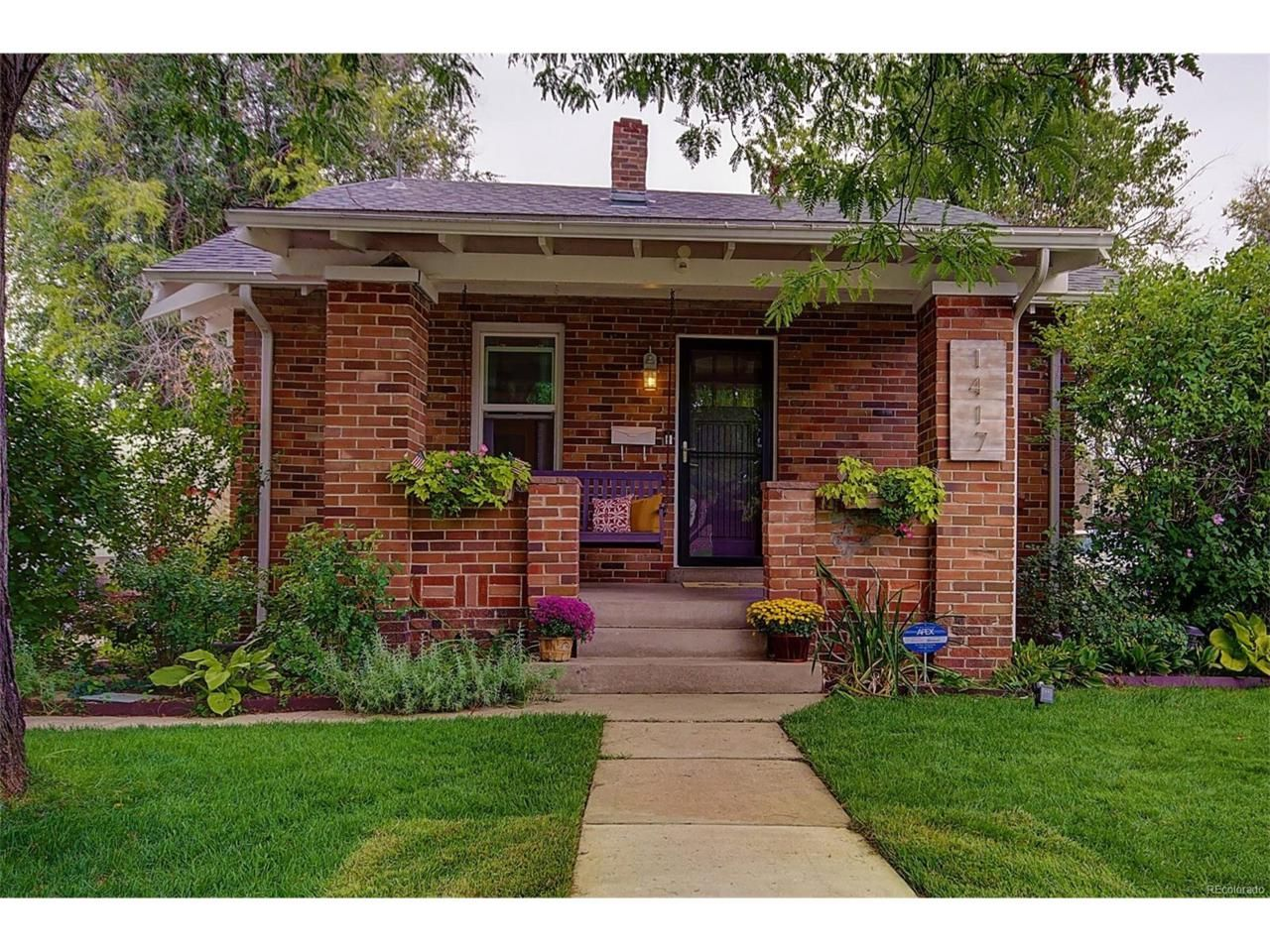 1417 Rosemary St, Denver, CO 80220 - Recently Sold | Trulia