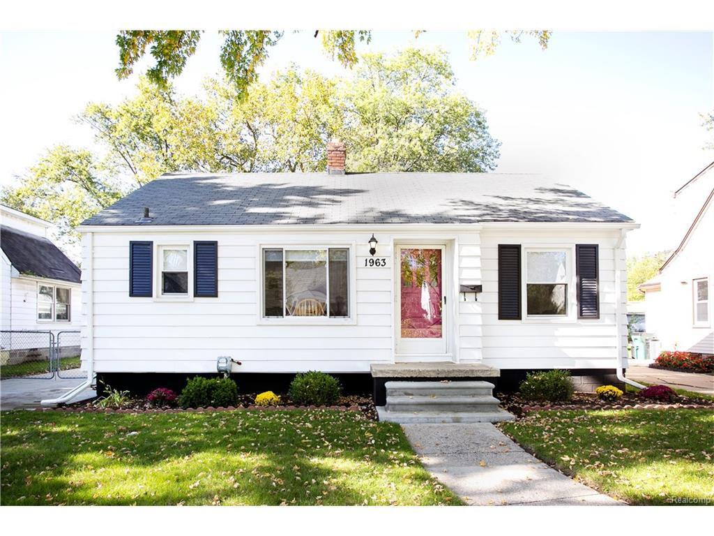 1963 Bacon Ave, Berkley, MI 48072 - Estimate and Home Details | Trulia