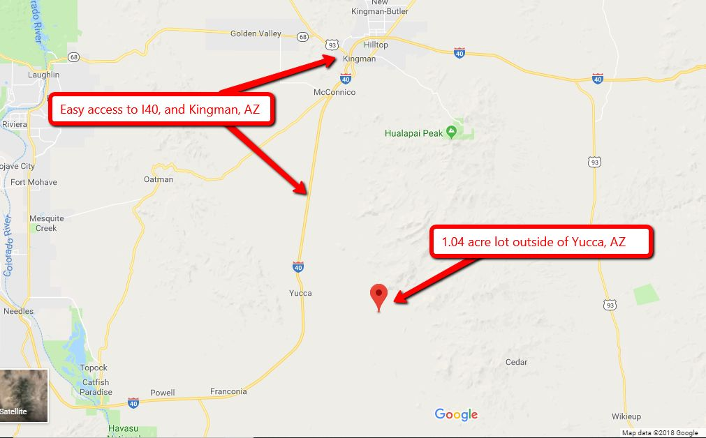 Nash Rd, Yucca, AZ 86438 - Lot/Land - 4 Photos | Trulia Yucca Including Map Of Mohave County Az on