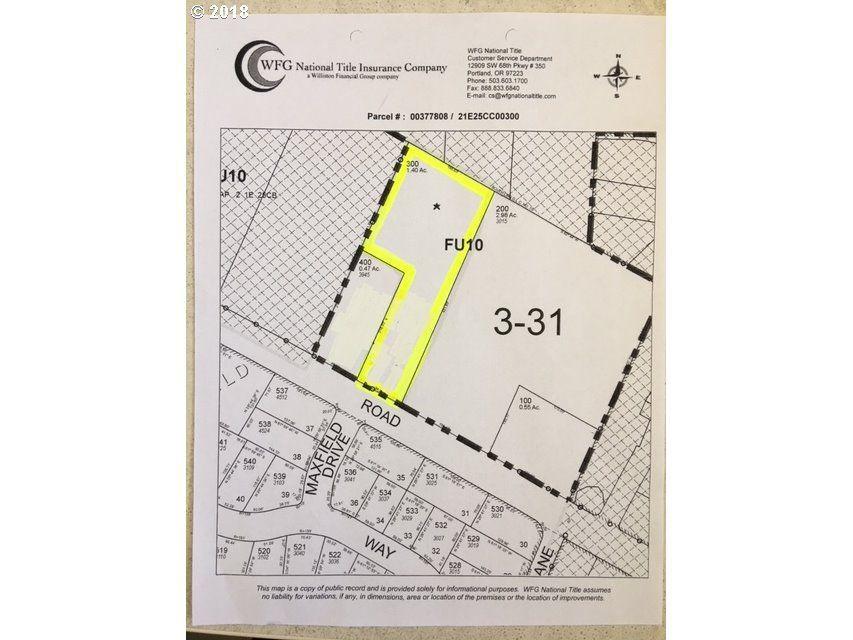 3933 Parker Rd 300 West Linn Or 97068 Lot Land Mls