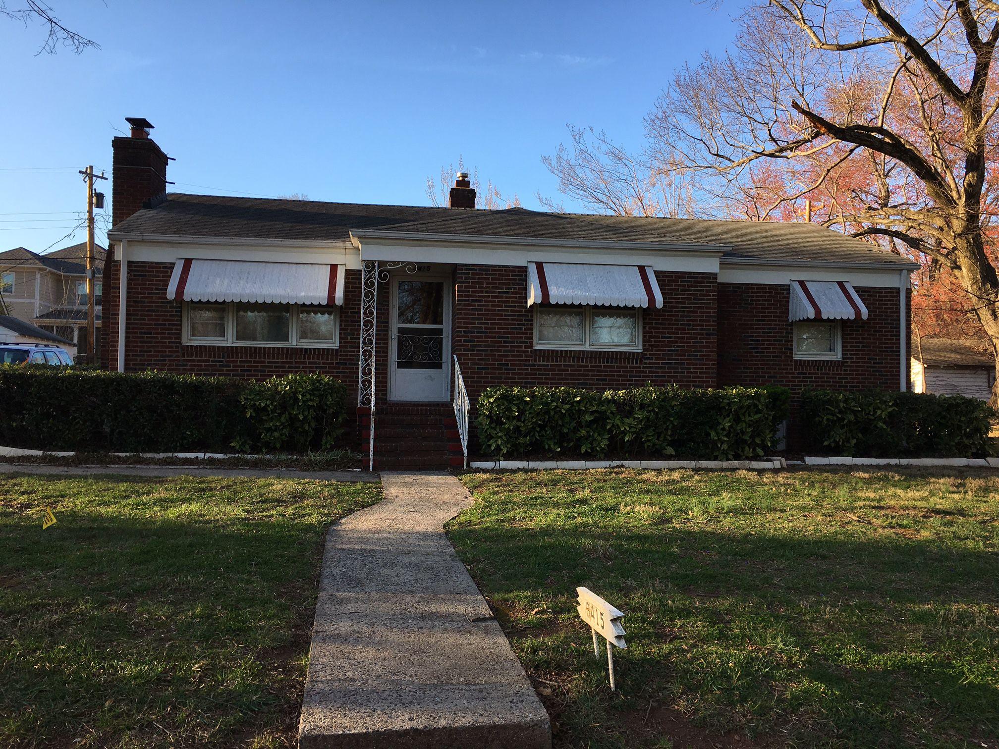 3415 Benard Ave For Sale Charlotte NC