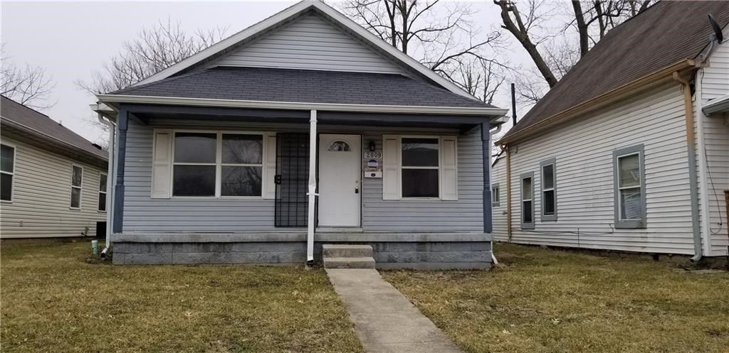 2809 N Olney St, Indianapolis, IN 46218 - 3 Bed, 2 Bath Single-Family Home  - MLS #21622342 - 6 Photos   Trulia