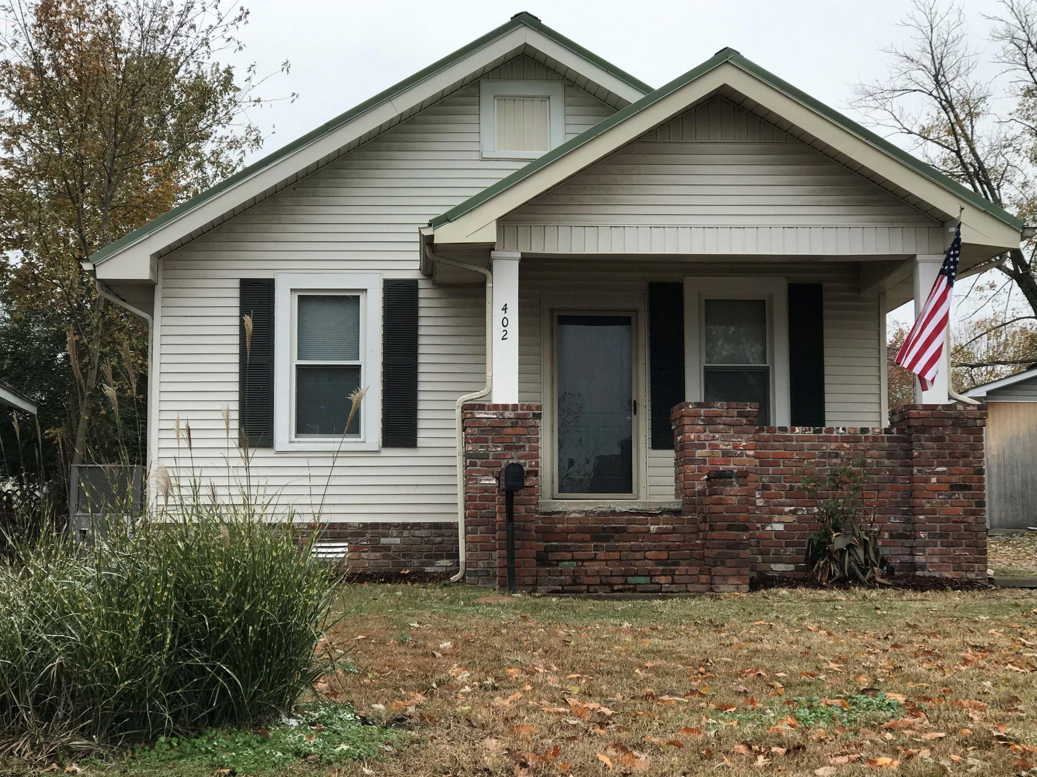 402 Glendale St, South Fulton, TN 38257 - 3 Bed, 1 Bath Single-Family Home  - MLS #40551 - 21 Photos | Trulia