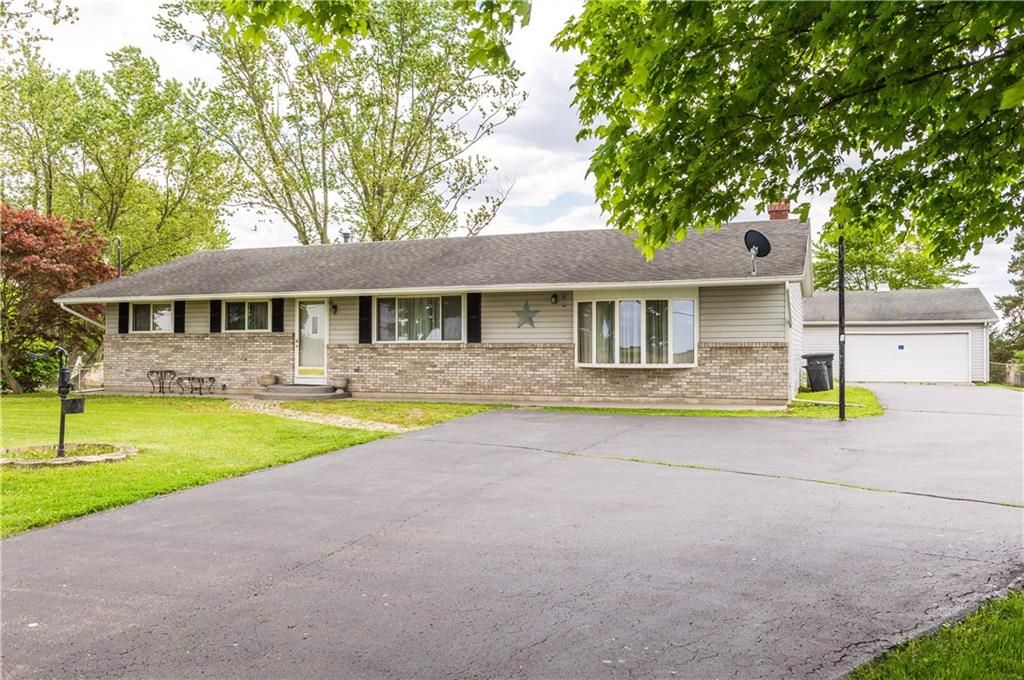 6343 Old Columbus Rd Springfield Oh 45502 3 Bed 2 Bath Single