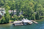 7724 sqft  8 beds  7.5 baths  single-family home in Kattskill Bay  NY - 12844