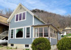 156 Shore Dr, Fountain City, WI 54629, $114,900 3 beds, 1 bath