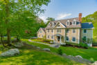 7093 sqft  5 beds  6 baths  single-family home in Pound Ridge  NY - 10576
