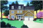 19000 Canterbury 2 Plan, Drayden, MD 20629, $447,900 4 beds, 2.5 baths