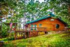 26880 Post Mountain Rd, Hodgen, OK 74939, $425,000 3 beds, 2 baths