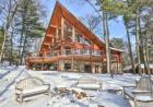 5639 E Spider Lake Rd, Manitowish Waters, WI 54545, $847,000 3 beds, 2.5 baths