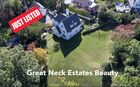 3159 sqft  7 beds  5 baths  single-family home in Great Neck  NY - 11021